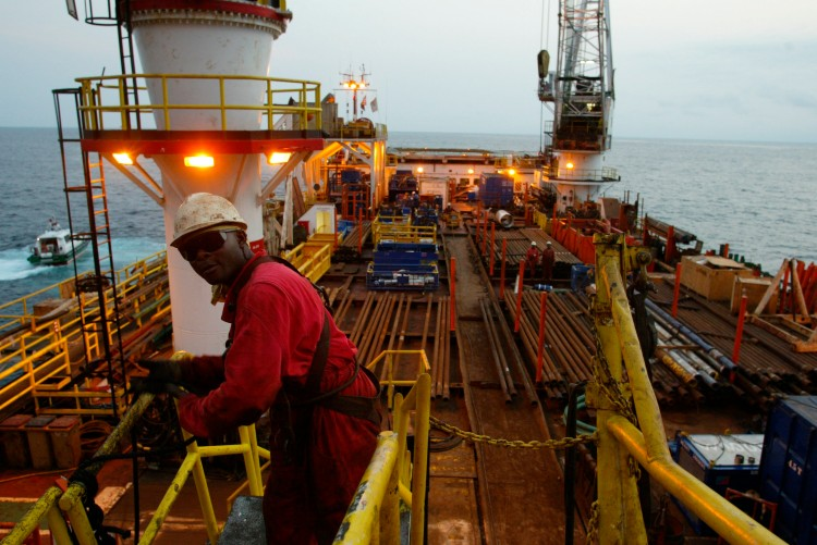 ANGOLA-OFFSHORE-OIL
