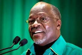 presidente Magufuli