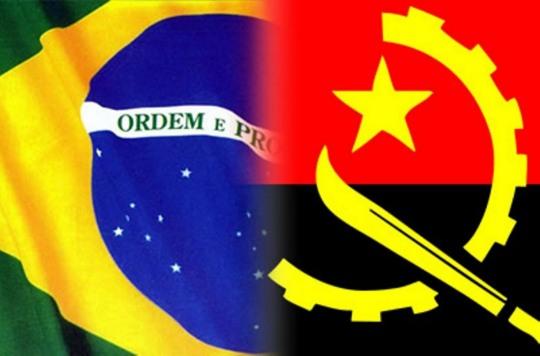 angola e brasil